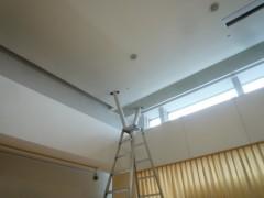 天井ボード補修 (3)