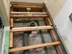 床木組み補強